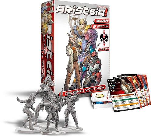 Soldiers of Fortune - Expansão Aristeia