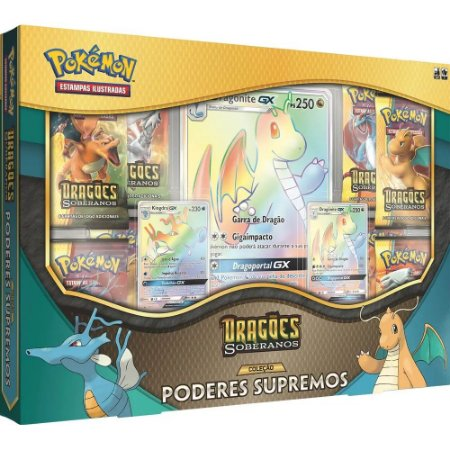 Poderes Supremos - Box Dragões Soberanos