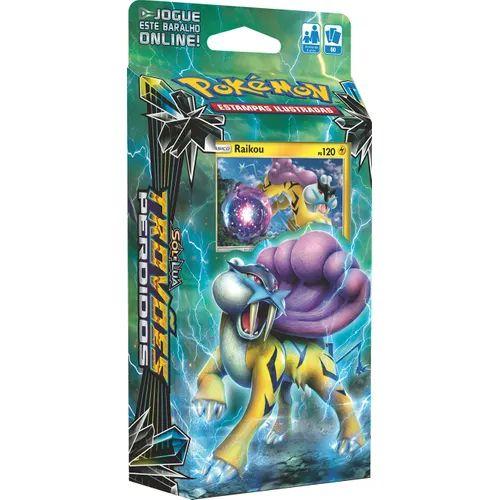 Pokémon Starter Deck -Invocador de Tempestades