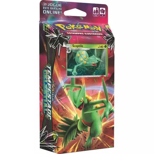 Pokémon Starter Deck - Folha Relâmpago