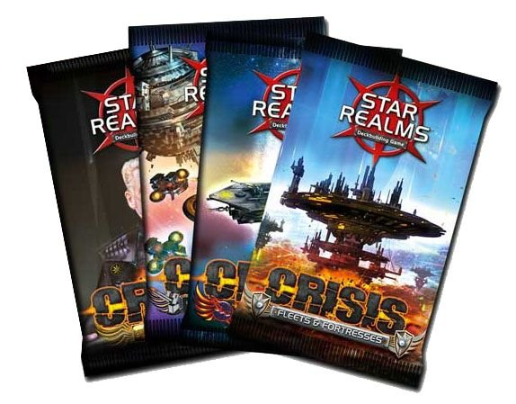 Star Realms - Crisis 4 pack
