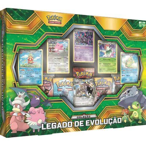 Pokémon Legado da Evolução