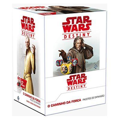 Box Star Wars Destiny - O Caminho da Força