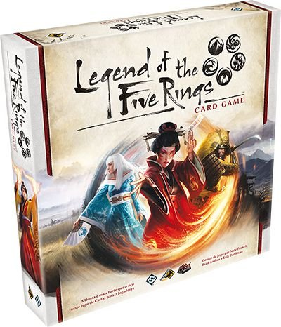Legend of the 5 Rings: Card Game
