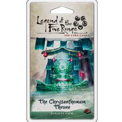 O Trono de Crisântemo - L5R Ciclo Imperial