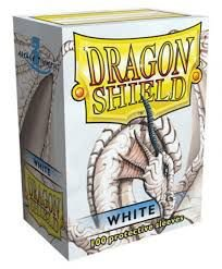 Dragon Shield - White Classic