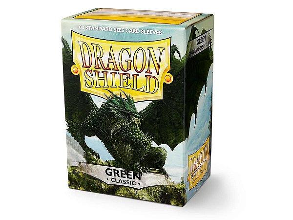 Dragon Shield - Green Classic