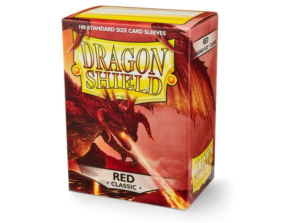 Dragon Shield - Red Classic