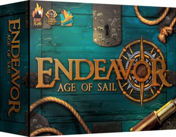 Endeavor Age of Sails
