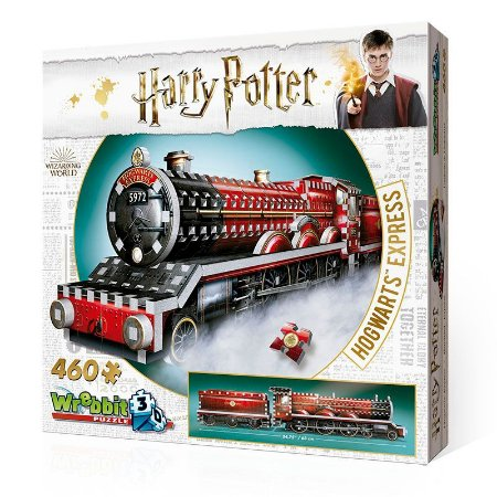 Harry Potter 3D: Expresso de Hogwarts