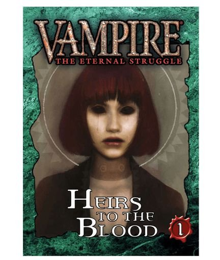 Vampire the Eternal Struggle - Heirs to the Blood 1