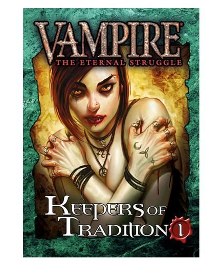 Vampire the Eternal Struggle - Keepers of Tradition 1