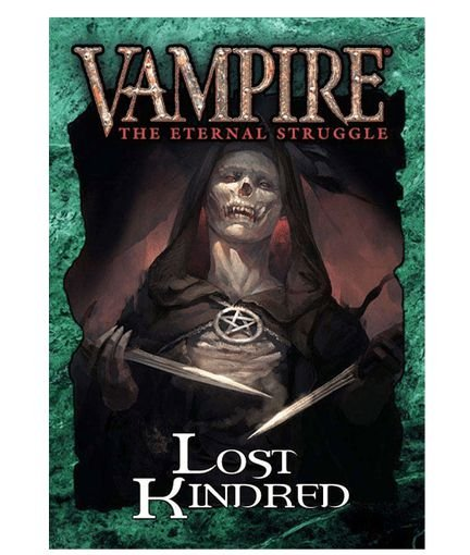Vampire the Eternal Struggle - Lost Kindred