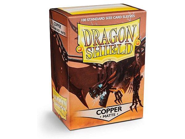 Dragon Shield - Copper Matte