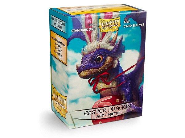 Dragon Shield - Easter Dragon Art Matte