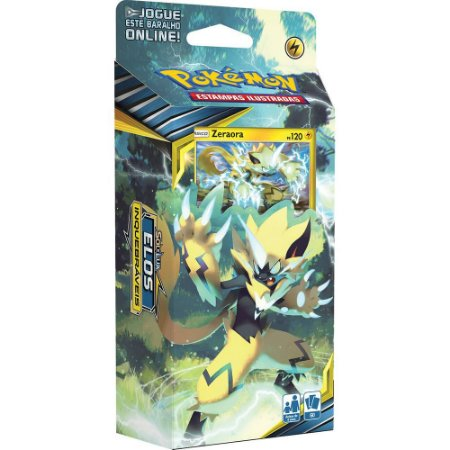 Pokémon Starter Deck - Circuito Fulminante