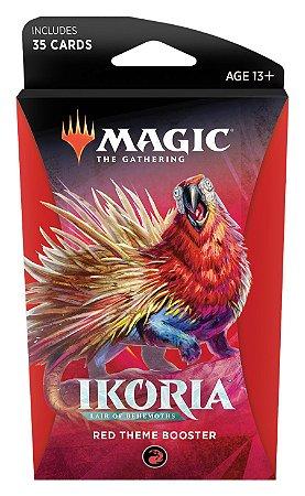 Theme Booster Vermelho - Ikoria Terra de Colossos