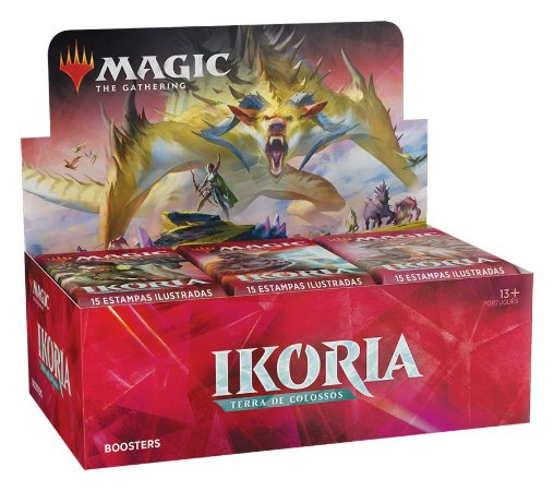 Booster Box - Ikoria Terra de Colossos