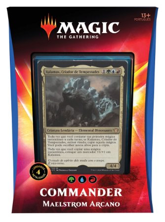 MTG Commander 2020 - Maelstrom Arcano