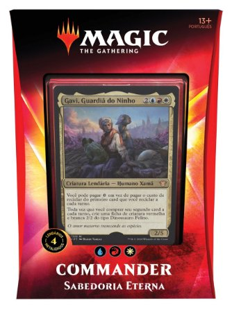 MTG Commander 2020 - Sabedoria Eterna