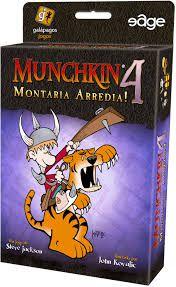 MUNCHIKIN 4 - MONTARIA ARREDIA