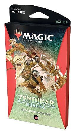 Theme Booster Vermelho - Renascer de Zendikar