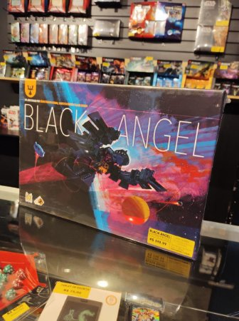 Rifa Black Angel 17/10/2020 - Leia a descrição
