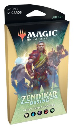 Theme Booster Party - Renascer de Zendikar