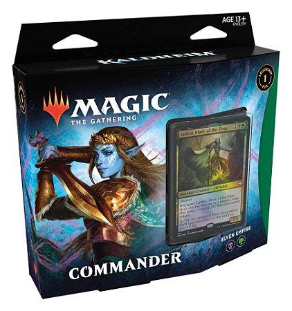 Commander - Império Élfico