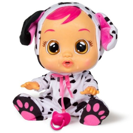 Boneca cry babies dotty chora com som e lagrima de verdade
