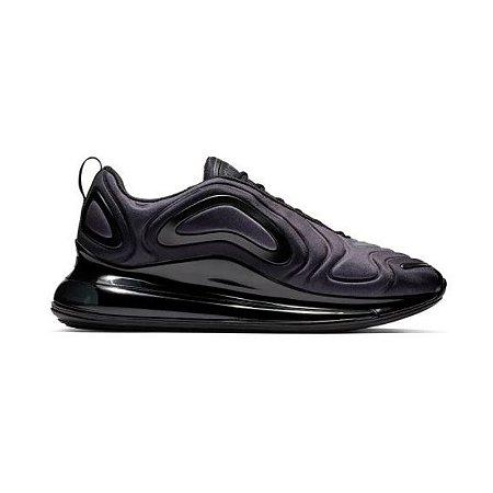 7a5308878 Tênis Nike Air VaporMax Flyknit 720 - Todo Preto - Tns Outlet - Os ...