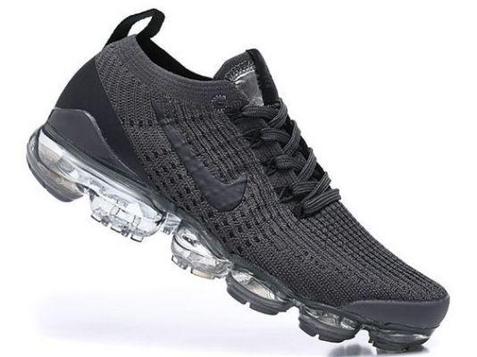 Tênis Nike Air VaporMax 3 - Cinza e Preto