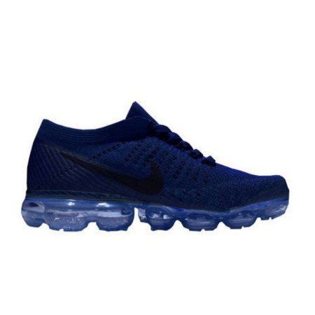5a7c412b46 Tênis Nike Air Max VaporMax Flyknit - Azul Marinho - Tns Outlet - Os ...