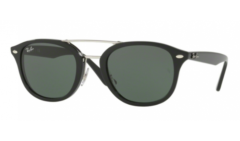Óculos Ray-Ban - 0RB2183 HighStreet - Black 901/71/53