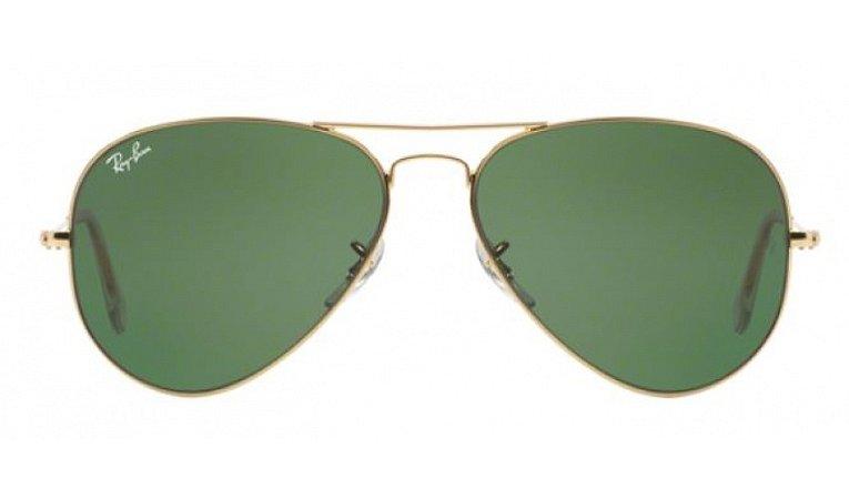 Óculos Ray-Ban - 0RB3025L Aviator Large Metal - Arista L0205/58
