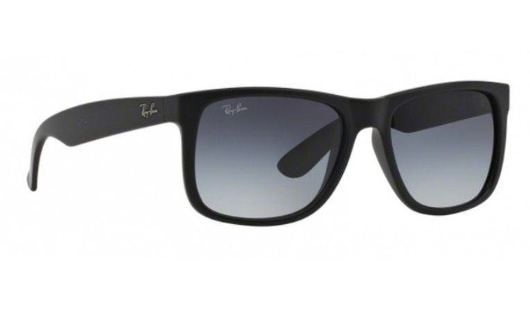 Óculos Ray-Ban - 0RB4165L Justin - Rubber Black 601/8G/55