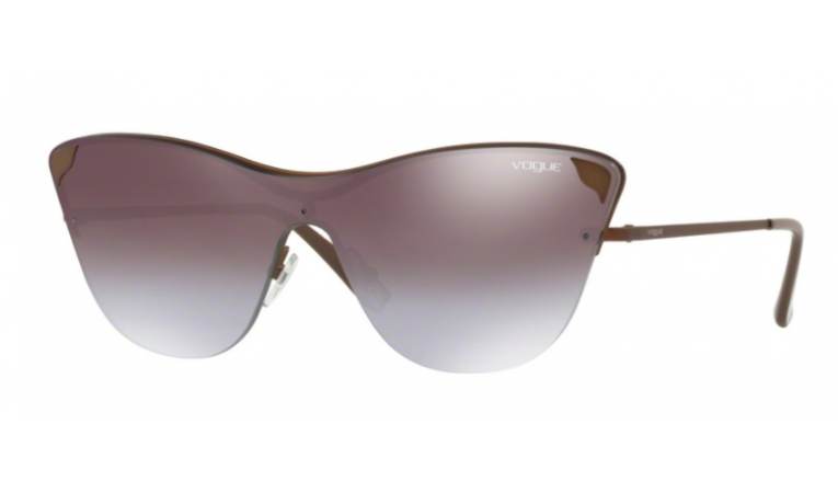Óculos Vogue - 0VO4079S Casual Chic - Matte Light Brown 5074B7/39