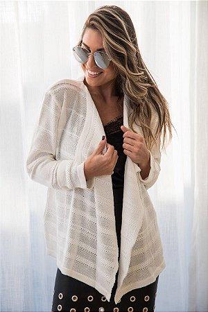 Kimono offwhite super elegante