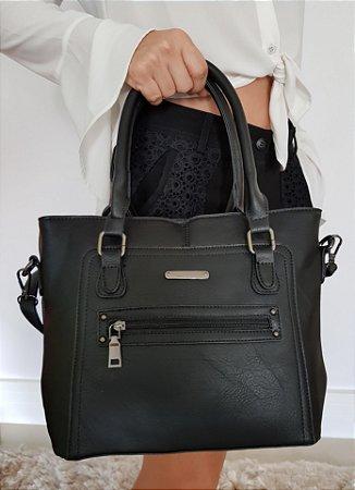 Baby bag preta