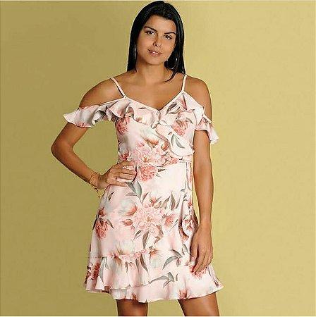 Vestido floral sweet