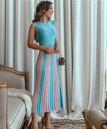 Vestido Lady candy colors