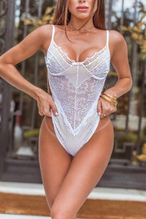 Body elegance white