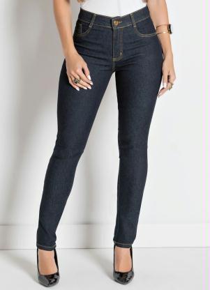 Calça jeans escura Sawary - Tamanho 40