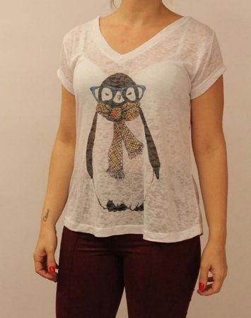 T-shirt Pinguin