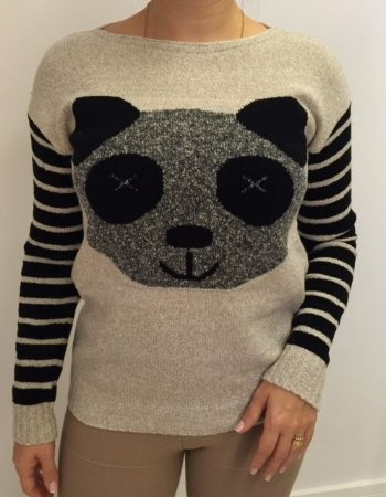 Tricot nude urso Ted