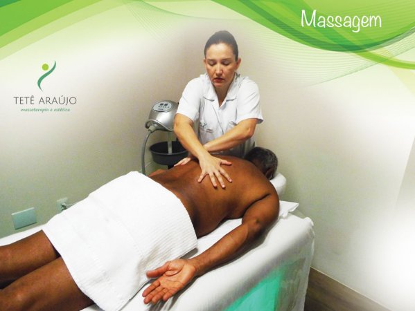 Massagem Relaxante - 50 minutos