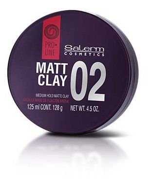 SALERM COSMETICS MATT CLAY 125ml