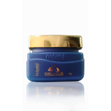 Hobety Máscara Hidratante Banho de Ouro - 300g