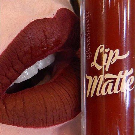 Lip Matte Latika Batom Líquido Vermelho nº22