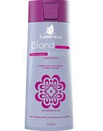 BARROMINAS SHAMPOO Blond Balance 300ML